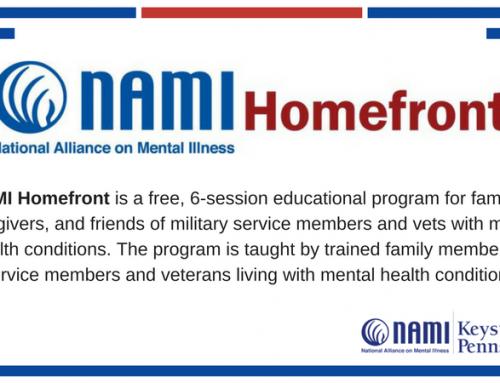 Introducing NAMI Homefront